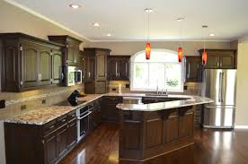 decorating how much does kitchen remodel cost galley kitchen