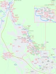 Yellowstone Map Usa by Map And Tour Of Upper Geyser Basin Yellowstone National Park Wyoming