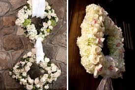 Wedding Wreaths Kg Designs And Gorgeous Wedding Flowers U2013 Floral Wreaths Make A
