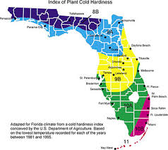 temperature map of florida wholesale nurseries in florida