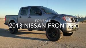 nissan frontier 6 inch lift kit 2013 nissan frontier pro4x stealth for sale custom sv youtube