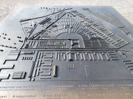 Map Of Concentration Camps A Map Of Sachsenhausen Concentration Camp Memorial U2013 Miss Maps