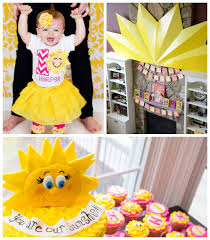 You Are My Sunshine Decorations Kara U0027s Party Ideas You Are My Sunshine Themed First Birthday Party