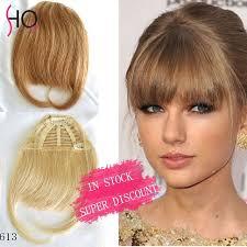 clip in bangs in stock fringes bangs 100 real human hair
