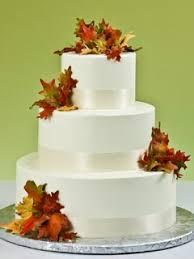 Fall Cake Decorations Autumn Wedding Cake Ideas Budget Brides Guide A Wedding Blog