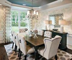Ceiling Treatment Ideas by Dishy Candice Olson Dining Room Ideas With White Ceiling Beams