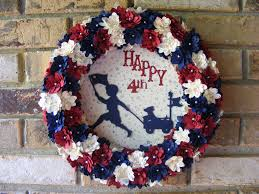 project center july 4th wreath home decor