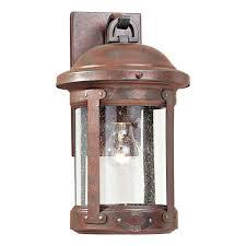 Copper Outdoor Light Fixtures 44 Best Copper Outdoor Lighting Images On Pinterest Exterior