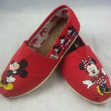 shop minnie mouse toms wanelo