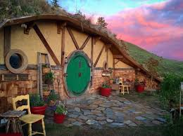 hobbit hole airbnb tiny house washington state today com