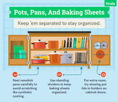 how should kitchen cabinets be organized the ultimate guide to kitchen organization trulia s blog life at