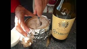 comment cuisiner le mont d or mont d or au four