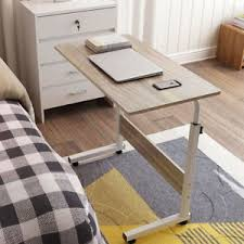 basic lap table bed tray notebook desk adjustable portable laptop table stand lap sofa bed