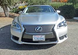 2015 lexus lineup 2015 lexus ls 460 4 door sedan continuing to set benchmarks as