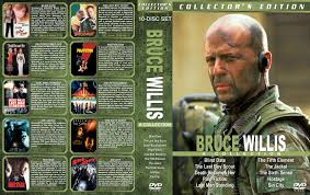 Blind Date 1987 Bruce Willis A Collection 10 Dvd Cover 1987 2005 R1 Custom