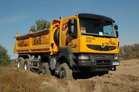 renault kerax renault trucks has presented all wheel drive chassis kerax 8x8