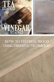 how to distress wood how to distress wood no hammer involved country design style