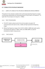 bureau tcl b072 movetime track test report rf160622w001