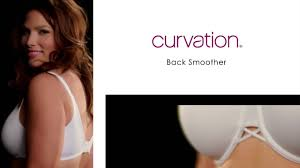 vanity fair beautiful benefits bra curvation back smoother underwire bra youtube