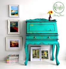 bureau turquoise inspiration botanical boho bureau by ildiko horvath sloan