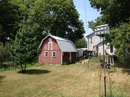 pro rib steel u2013 gambrel roof barn u2013 edgerton ohio jeremykrill com
