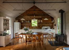 reclaimed white oak kitchen cabinets photo 2 of 9 in a 70k remodel turns a tiny oregon cabin
