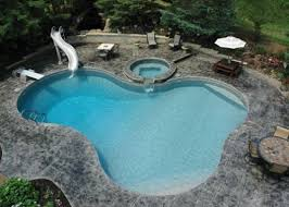 Backyard Swimming Pools Swimming Pool Shapes And Designs Completure Co