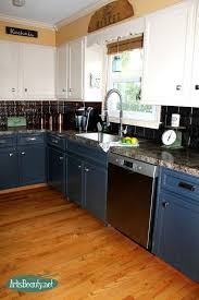 what kind of spray paint to use on kitchen cabinets best self