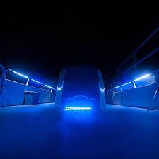 Pontoon Boat Design Ideas by Overtons 24 Flex Track Led Light Kit For Pontoon Boats Overton U0027s