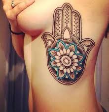sexiest rib tattoos for girls