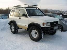 isuzu trooper 3 0 1998 auto images and specification