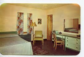 ugly motel rooms a classic 1950 u0027s room