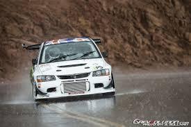 mitsubishi race car racecarsdirect com pikes peak mitsubishi evo 9rs
