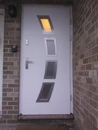 mid century modern front door contemporary composite doors with