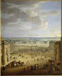 1682 xviith century over the centuries versailles 3d