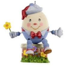 2009 humpty dumpty nursery rhyme hallmark keepsake ornament at
