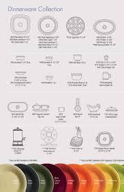 fiestaware egg plate dinnerware colors dinnerware always festive page 2