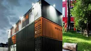 modern shipping container homes beautiful youtube