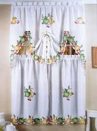 Coffee Print Kitchen Curtains Cortinas De Cocina U2026 Pinteres U2026