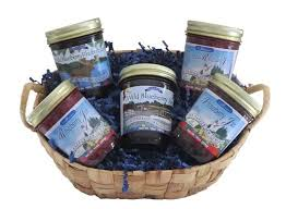 maine gift baskets 17 best images about bar harbor jam gift baskets on