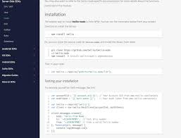 developer portal components part 6 software development kits
