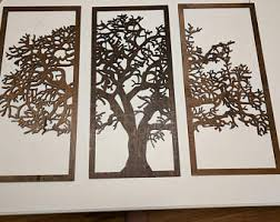 3 panel wood wall 3 panel wall etsy