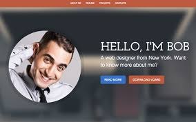 Resume Website Template Free Cv Ideas Resume Website Template Stand Out From The Crowd Wix
