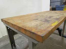 bench lyon work bench lyon industrial butcher block workbench lyon industrial butcher block workbench lift table x lyon work bench risers full size