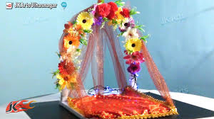 home decoration with flowers home decor decoration for ganesh festival at home decoration