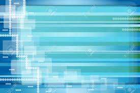 abstract background with shades of blue and green stripes