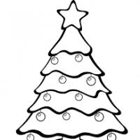how to draw a christmas tree with presents christmas decore