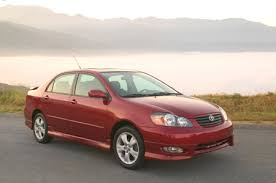 2004 toyota corolla xrs toyota corolla xrs review the about cars