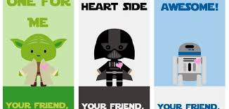 wars valentines day free printable wars valentines cards by a grande happy