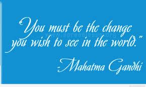 quote gandhi change world best mahatma gandhi quotes instagram u0026 photos